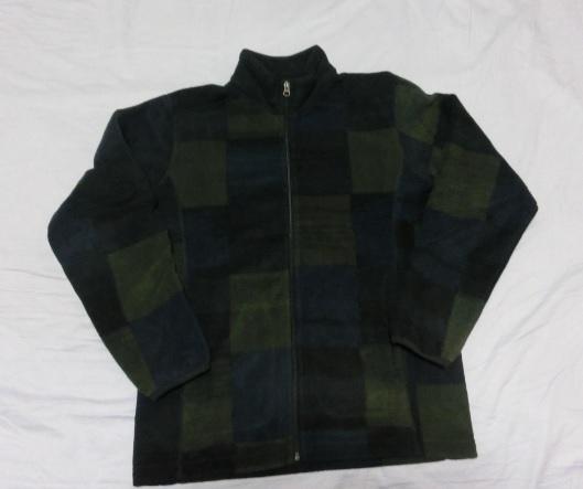 Uniqlo 絨拉鍊外套Fleece Zip Jacket