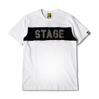 STAGE MESH CUTTING TEE