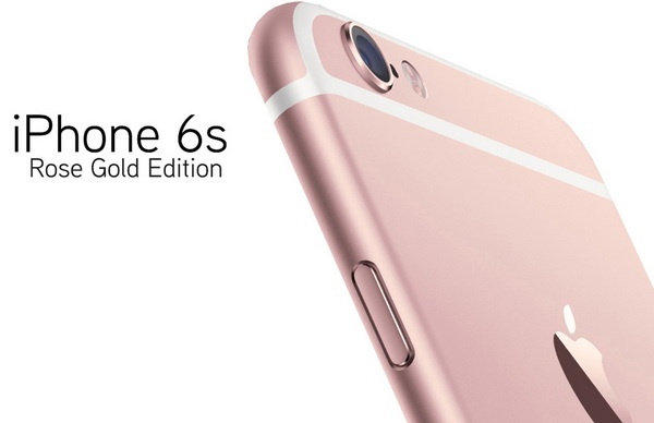 APPLE iPhone 6s Plus 128GB 玫瑰金