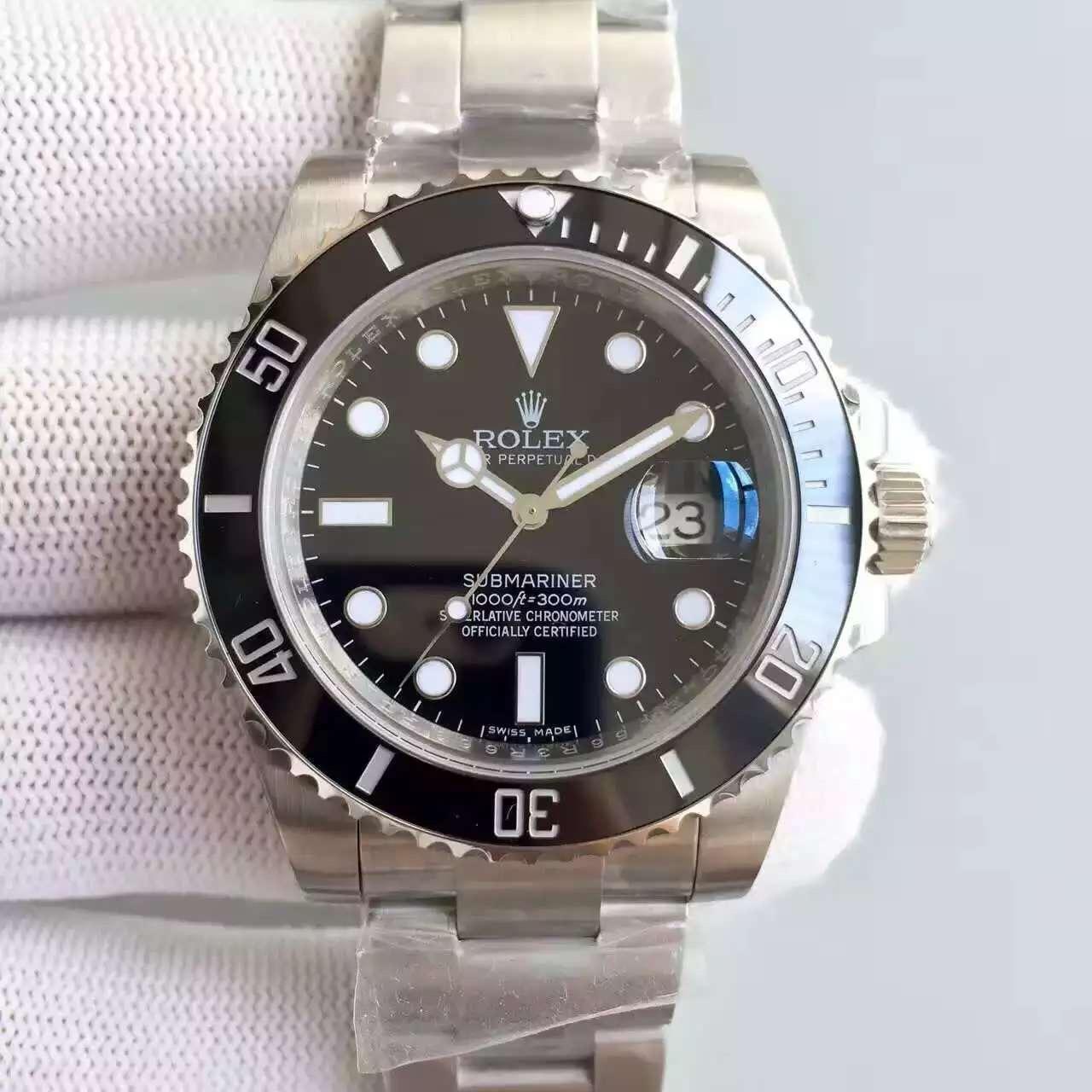 Rolex 勞力士 Submariner 116610LV 116610  LN 116610LN