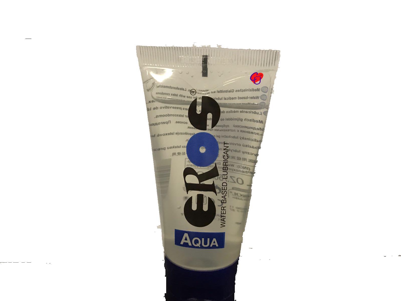 德國Eros Aqua 水性潤滑液50mL