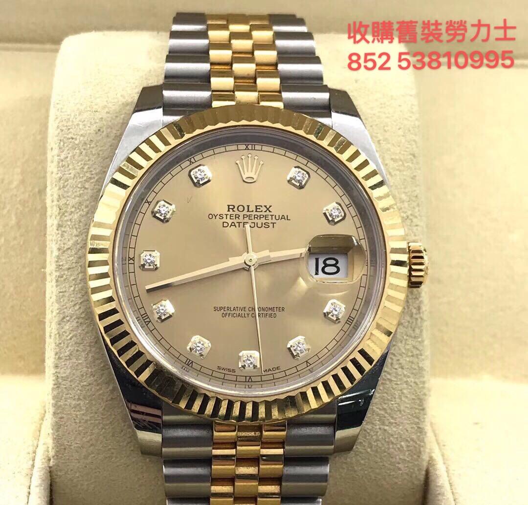 勞力士回收價格_二手舊勞力士手錶可以賣多少錢哪裏回收_手錶名錶_靈科收錶